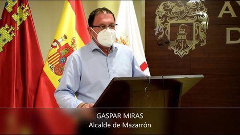 Mazarrón sobre su brote: