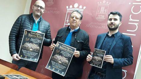 Presentación del concierto de Semana Santa con Curro Piñana.