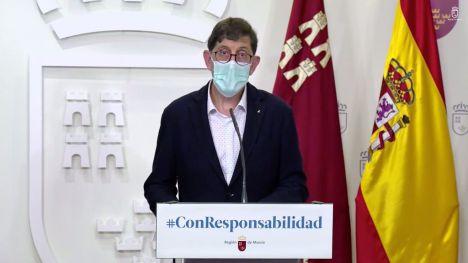 Salud descarta tomar medidas restrictivas por el brote de Mazarrón