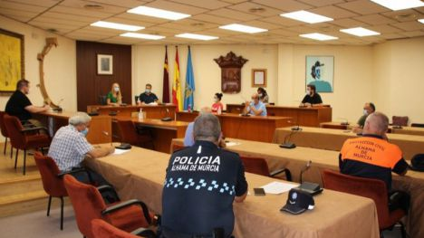 Alhama mantiene las medidas restrictivas una semana más