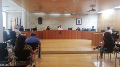 La Comisión Covid19 flexibiliza el control de los accesos a Totana