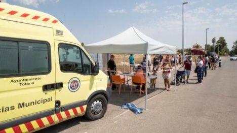 Los alcaldes del PSOE achacan el aumento de casos al Gobierno regional
