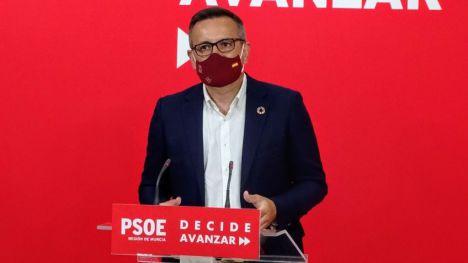 EL PSOE reprocha al Gobierno regional su gestión del Covid19