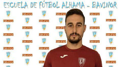 El EF Alhama anuncia la renovación del defensa Antonio Ponce