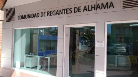 Subvencionan a los regantes de Alhama la conexión con el embalse de Cabezuelas