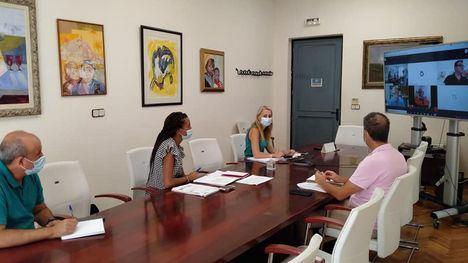 FOT. Alhama vuelve al estado de restricciones del 24 de julio