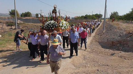 VIDEO Broche de oro a las fiestas patronales en La Costera