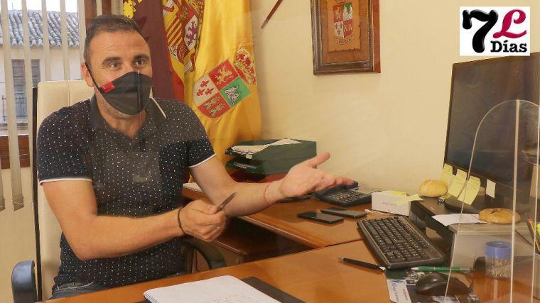 El alcalde de Librilla, en cuarentena y a la espera de la prueba PCR