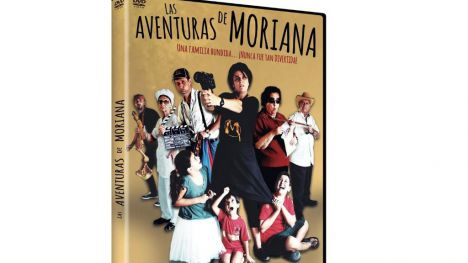 La película 'Las aventuras de Moriana', disponible en Amazon