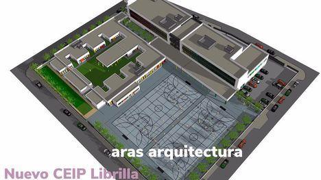El nuevo colegio de Librilla toma impulso este 2020