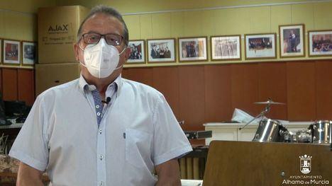 VÍDEO Más vecinos participan en la campaña anti COVID19