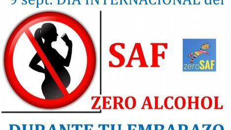 VÍD. Alhama se suma al Día del Síndrome Alcohólico Fetal
