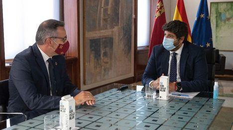 López Miras reclama unidad para hacer frente al Covid19