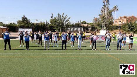 V/F ElPozo renueva el patrocinio con el Alhama CF Femenino