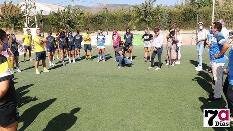V/F ElPozo y Alhama CF, valores de equipo compartidos