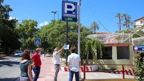 FOT. El aparcamiento municipal abre al público el próximo lunes 14