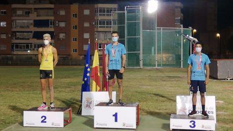 FOT. Fin de semana de récord para los atletas Sub18 alhameños