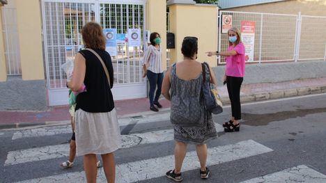 FOTOS Así ha sido la Vuelta al Cole en Alhama