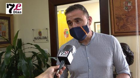 VÍDEO Baño destaca la normalidad en la Vuelta al Cole en Librilla