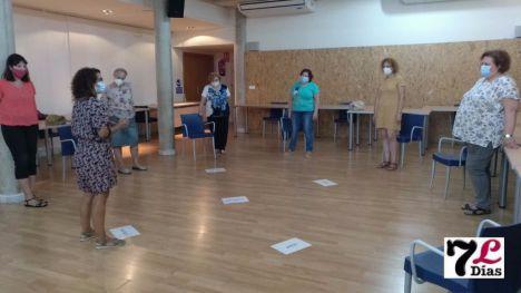 Librilla inicia un taller de teatro con enfoque de género