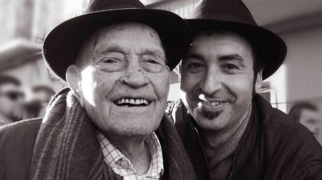 El Nieto del Tío Juan Rita, Javier Andreo: 'Se va una parte de mí'