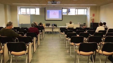 37 personas participan en los talleres de inserción social