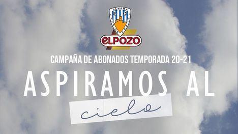 El Alhama CF ElPozo presenta su campaña de abonados