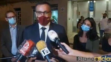 VÍDEO Conesa: 'Me siento afortunado de haber conocido a Juan Rita'