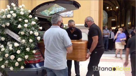 VÍDEO/FOTOS Solemne despedida al Tío Juan Rita en Totana