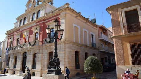 Mazarrón cierra su Ayuntamiento por un positivo Covid19