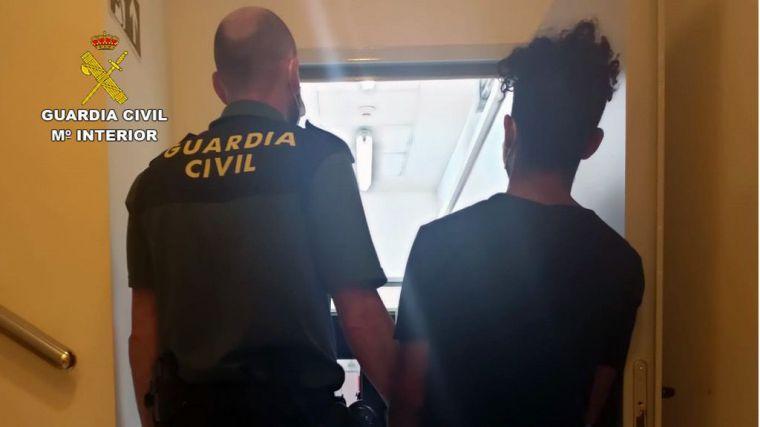 En prisión el presunto violador de una alhameña en Mazarrón