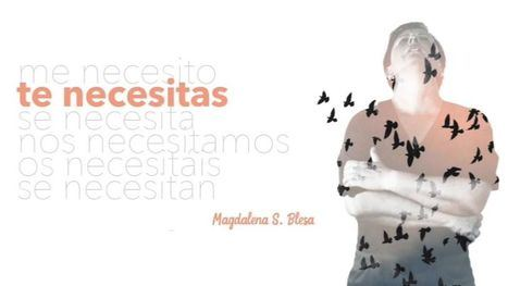 VÍDEO Sánchez Blesa presenta su nuevo libro con un emotivo poema