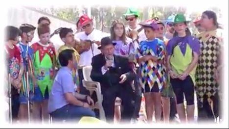 VÍDEO El Ayuntamiento homenajea al Tío Juan Rita
