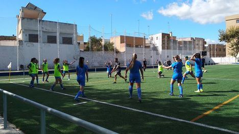FOTOS Victoria (0-1) del Alhama CF ElPozo en casa de la UD Aldaia