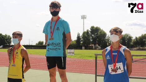 FOTOS Fin de semana de atletismo con sabor a podio para Alhama