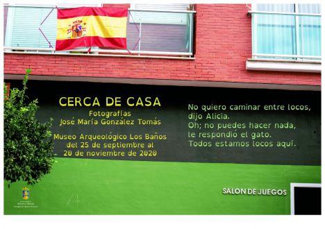 Los Baños acoge una nueva exposición: 'Cerca de casa'