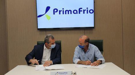 Primafrio renueva como patrocinador del Alhama CF Femenino