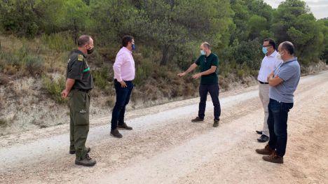 47.000 euros para la mejora del camino del Valle de Leiva