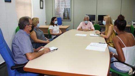 La Sanidad en Alhama está en 'situación límite', dice Guevara