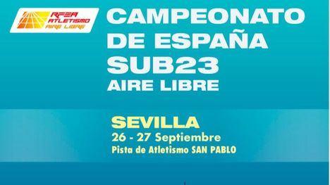 FOT. Cita para Salvador Rubio en Campeonato de España Sub23