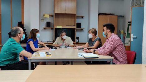 Ayuntamiento y SEF, por la formación de los jóvenes de Alhama