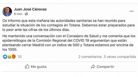 Cánovas: