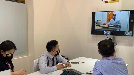El Pozo participa en SIAL China y potencia su presencia en el mercado asiático