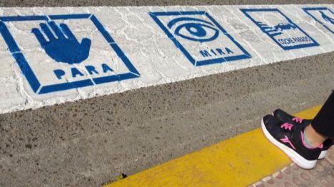 Alhama contará con pasos de peatones inclusivos