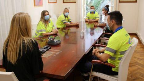 Salud informará a la Región de las carencias de la UME en Alhama