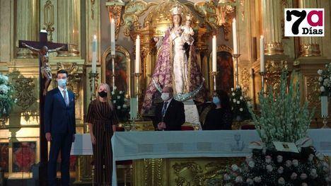 VÍDEO Alhama honra a su Patrona, Nuestra Señora del Rosario