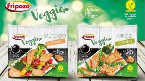 Fripozo lanza su última innovación: Salteados Veggie