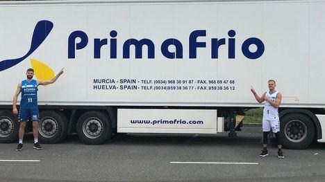 Primafrio, patrocinador oficial del Gipuzkoa Basket Club
