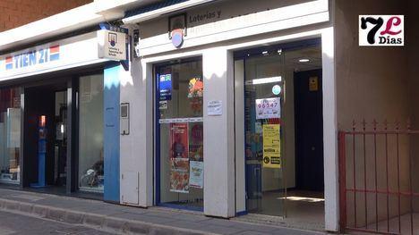 VÍDEO El 96.347 de la Lotería deja miles de euros en Librilla