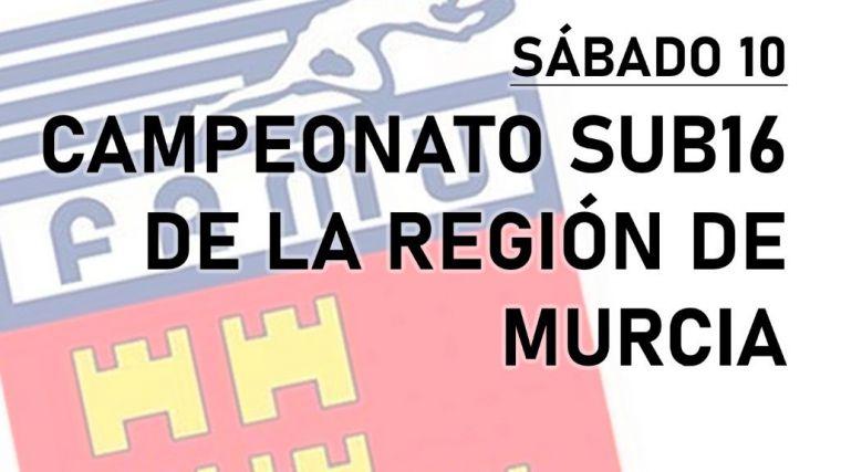 8 atletas alhameños, en el Campeonato Sub16 de la Región